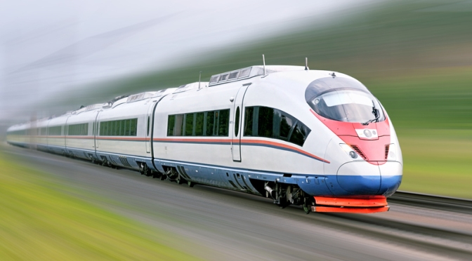 FRA issues RFP for high-speed rail system without federal funding