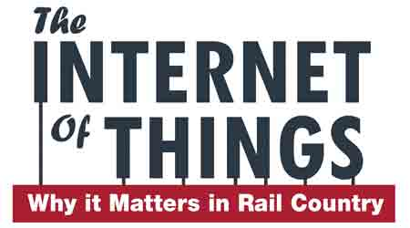 Internet Of Things For Rail