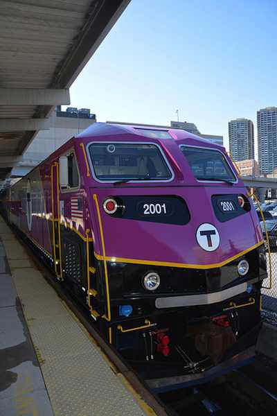 Keolis gears up for tie replacement project on MBTA commuter-rail line