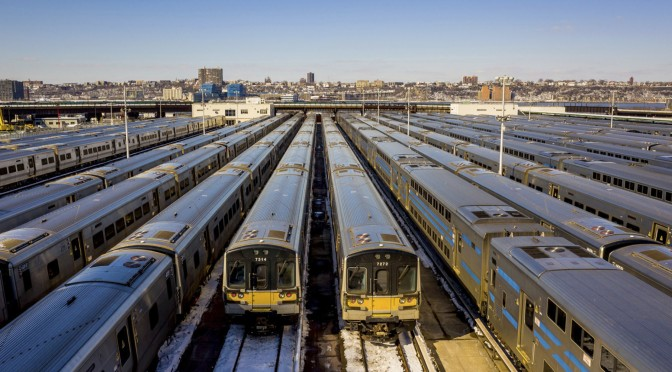 LIRR, Metro-North logged mechanical performance records in 2015