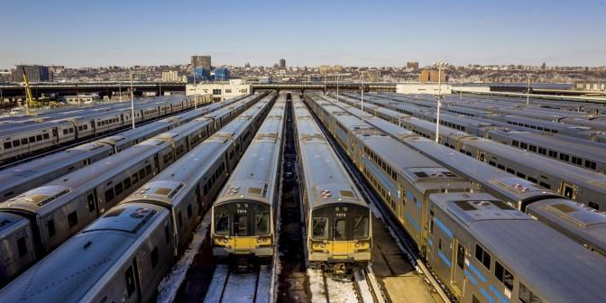 Metro-North plans for 'aggressive' track improvement program in 2016