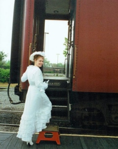 All aboard! Iconic Lackawanna Railroad character Phoebe Snow to be celebrated at gala this weekend