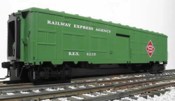 Back When Railway Express Agency Did It All