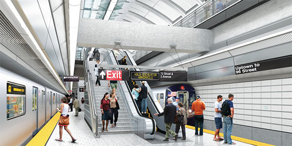Second Avenue Subway Phase 2 Is Actually Happening (and Making Progress)