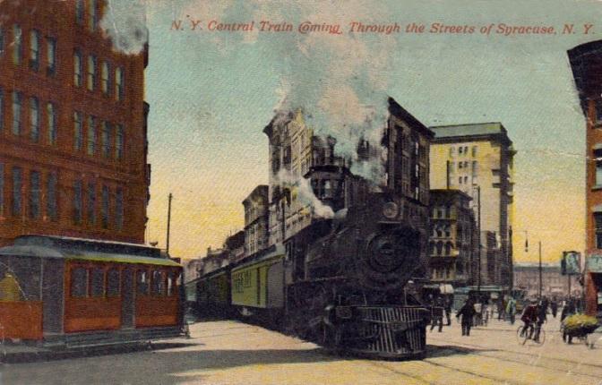 Railroad Cool News