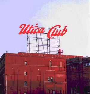 """Utica Club"" Beer Sign Returning to Utica, New York"