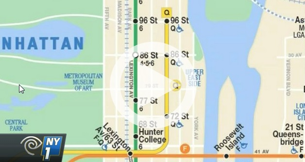 It's Official: MTA Adds Second Avenue Subway Line to its Maps