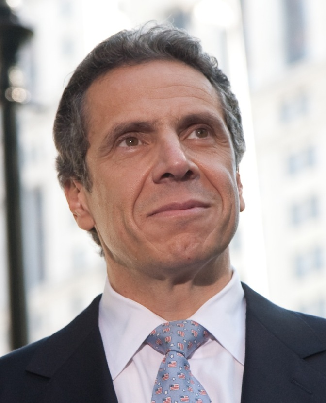 Cuomo unveils scoping report, website for LIRR expansion