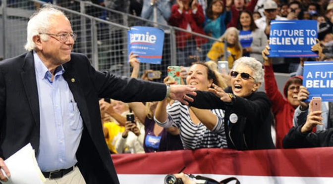 Sanders Keeps Pressure on Clinton With Oregon Win