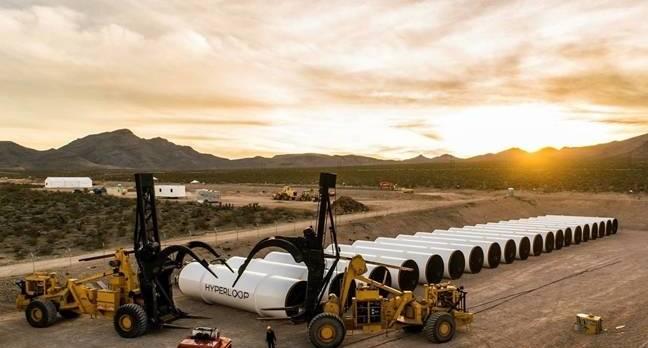 Chicago South Hyperloop (No. 002) Hyperloop History Begins