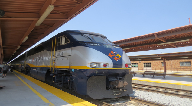 Officials Optimistic About Expanding Amtrak Service In Illinois