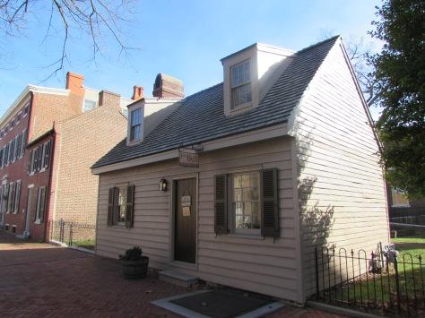 John  Bell  House  Dover  Delaware