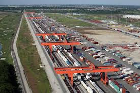 Amazon to build giant fulfillment center next to BNSF intermodal site
