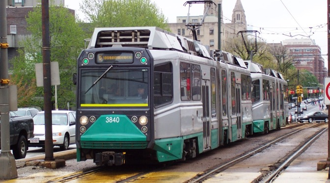 MassDOT continues meetings on MBTA's Green Line Extension