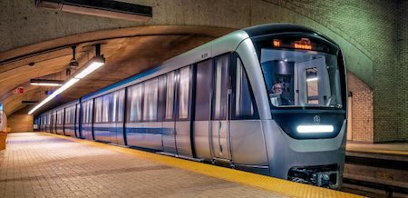 Montreal transit agency ready to roll out AZUR trains