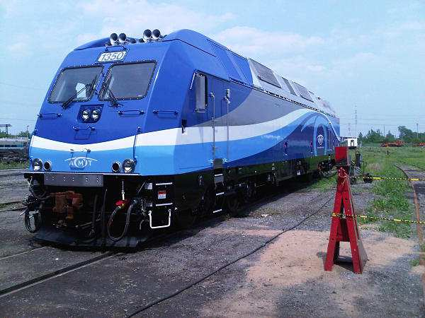 Amtrak Montreal train service could take three years