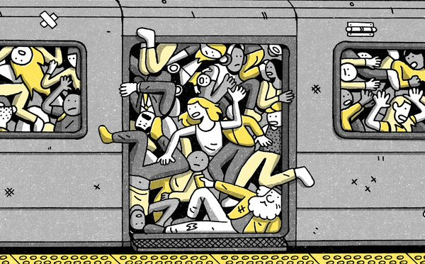 How to Save New York's Overwhelmed Subways