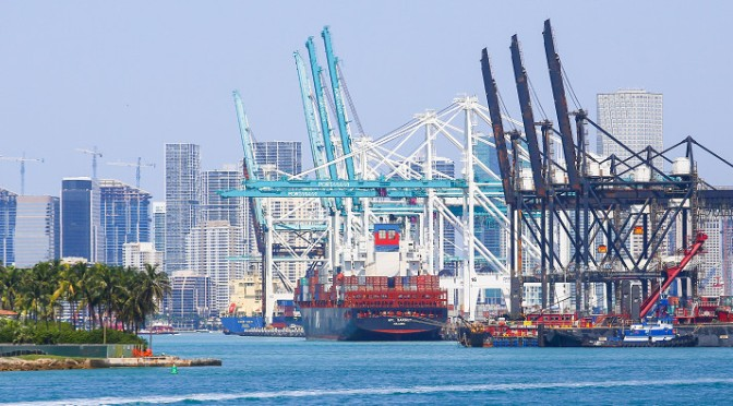 2M ocean carrier alliance targets Port of Miami