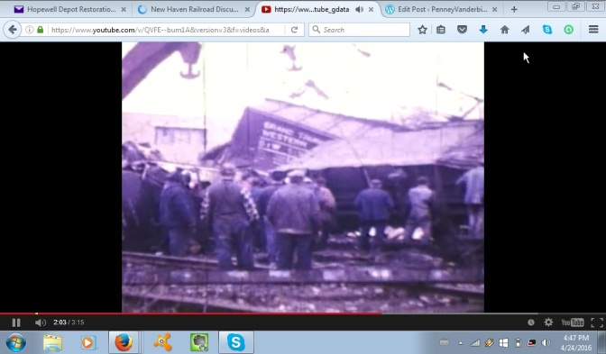 1966 Poughkeepsie Train Wreck