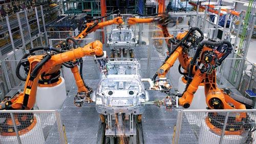 Robots Making Supply Chain Inroads