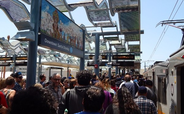 The Expo Line Opening and the Way Forward