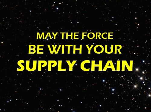 May the Force Be With Your Supply Chain
