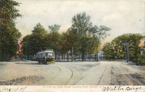 Utica Trolley In Clinton