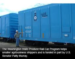 Washington state DOT seeks input on rail-car program revival