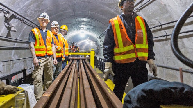 There's a good chance the Second Avenue Subway won't be finished on time
