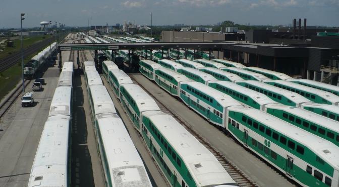Ontario to expand GO rail service in Durham region