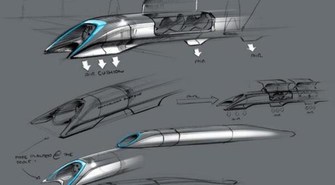 Chicago South Hyperloop no. 7 – Around The World