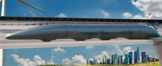 The Future Of Freight (HYPERLOOP Ali No 9)