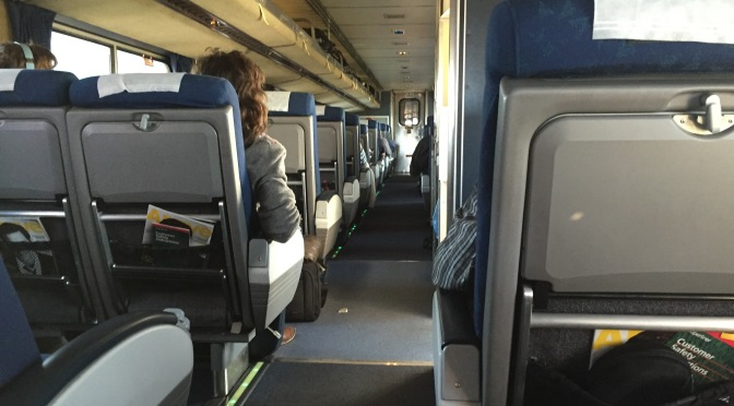 Train Travel….. Lost in Time? Forgotten? Making a Come Back?……….