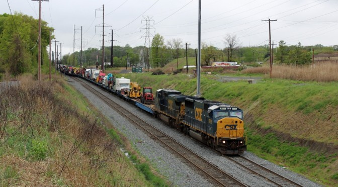 Strates Shows Still Moves By Rail