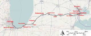 Michigan DOT to upgrade Amtrak Wolverine route