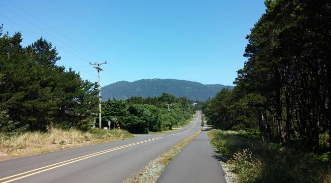 Logged 16 miles, made it to Manzanita today #walkforfreedom