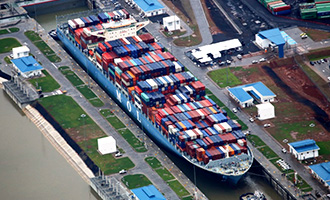 PANYNJ to welcome first neo-Panamax vessel