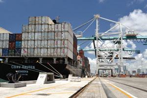 PortMiami joins big-ship era