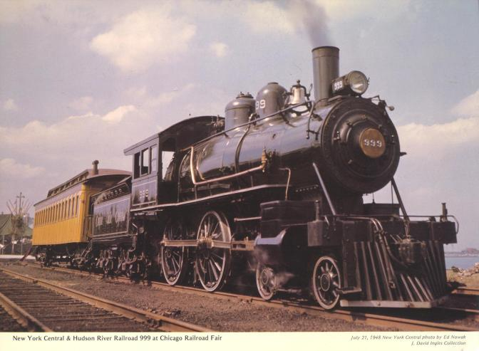 The Late, Great New York Central Railroad In Pictures