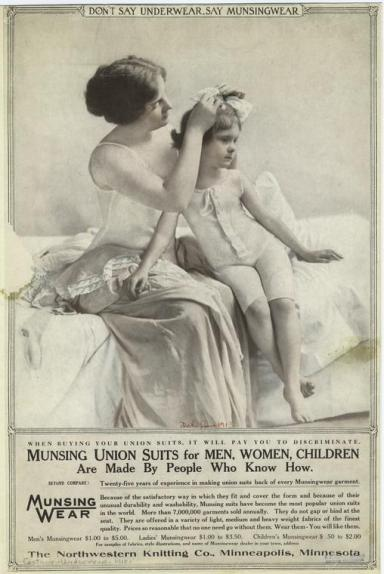 Blog Photo Underwear - NYPL Digital Collection