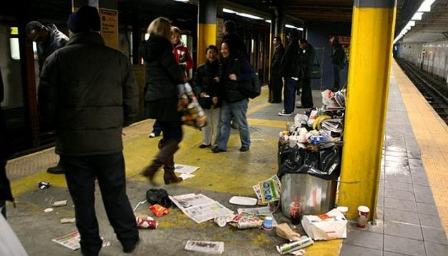 MTA gears up for systemwide subway cleanup