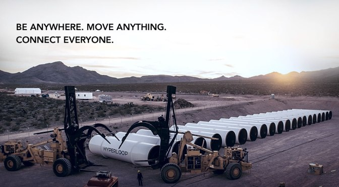 How Hyperloop One Went Off the Rails (Muhammad Ali Hyperlink))