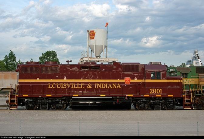 Train traffic, speed to increase on LIRC line in Kentucky, Indiana