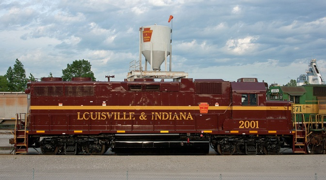 Train traffic, speed to increase on LIRC line in Kentucky, Indiana