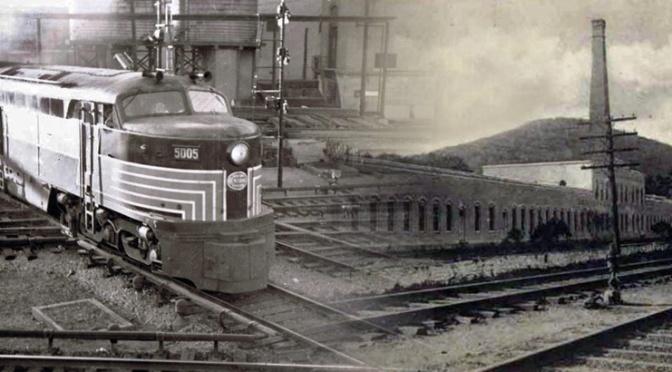 Milk on the New York Central Railroad Harlem Division