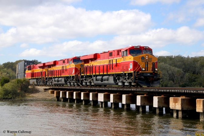 Florida East Coast Railway Named Highest Value Rail Provider