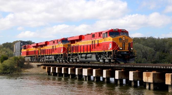 Florida East Coast Railway Named Highest Value Rail Provider