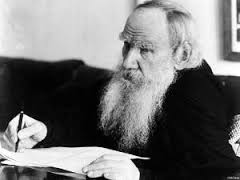 Tribute to Tolstoy