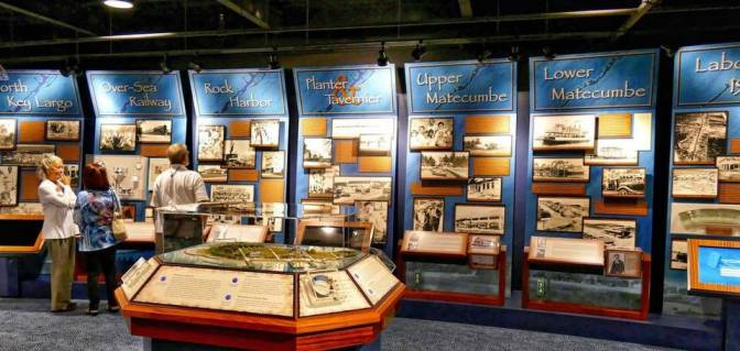 Museum Explains Role OF Florida East Coast Railway in Florida Keys