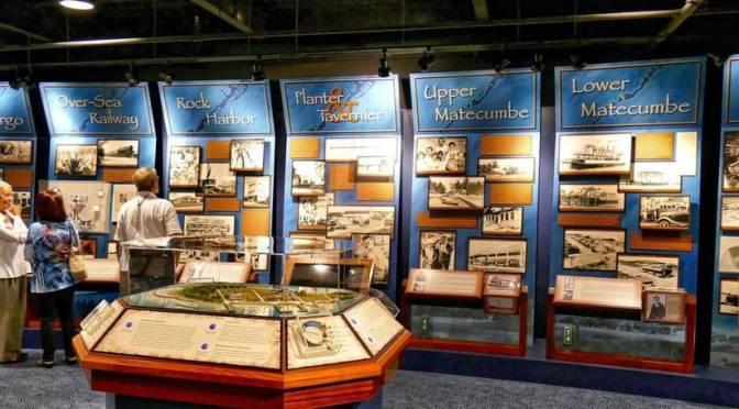 Museum Explains Role OF Florida East Coast Railway in Florida Keys